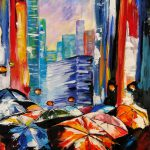 Afremov-Esernyők