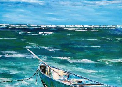 Valahol a tengeren